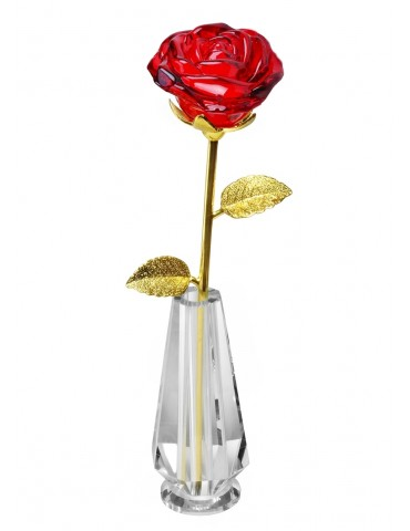 ROSE-GLASS + VASE   Trofeum...